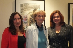 Michael Knigin Exhibit with Joyce Chasan & Joan Kraisky